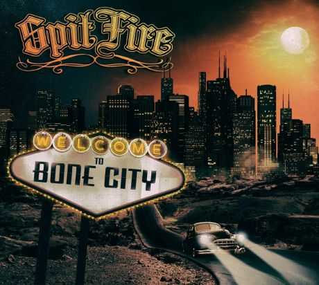 SpitFire - Welcome To Bone City, CD Box-Set