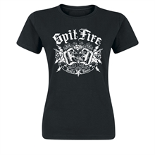 SpitFire - Devil`s Dance, Girl-Shirt