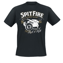 SpitFire - Kings of Rock N Roll, T-Shirt
