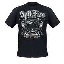 SpitFire - Bone City Radio, T-Shirt