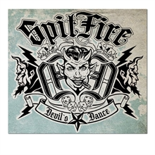 SpitFire - Devil`s Dance CD